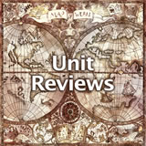World History Unit Reviews